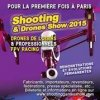 Shooting and Drones show 2015