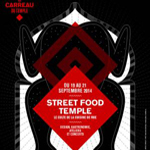 Street Food Temple au Carreau du Temple‏ dans le Marais