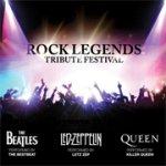 Rock Legends Tribute Festival : Queen, Led Zeppelin et les Beatles en concert à Paris