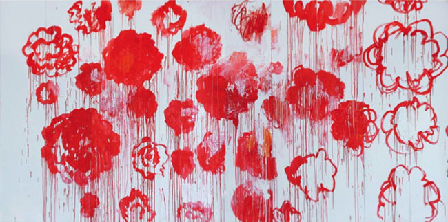Cy Twombly : Bl... Martin Olson