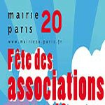 Fête des associations Paris 20e
