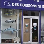 Des Poissons Si Grands, le grand magasin de pêche de Paris