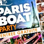 Une 'Paris Boat Party' au Concorde Atlantique