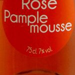 La vague du rosé pamplemousse