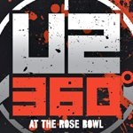 U2 : '360° At The Rose Bowl', le DVD live !