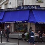 Poissonnerie Pepone (Abbesses)