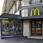 McDonald's Paris Saint Michel - Luxembourg 5e