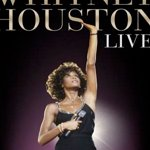 Whitney Houston en concert à Paris en 2020