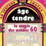'Age Tendre, la tournée des idoles' : Le CD du spectacle !