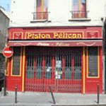 Bar Le Piston Pelican, Paris (75020)