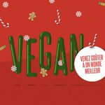 Paris Vegan 2018, village et marché de Noël
