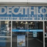Decathlon - Saint-Denis Stade de France