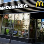McDonald's Paris Parmentier