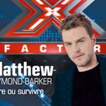 X Factor : 'Vivre ou survivre', le single de Matthew R. Barker