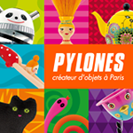 Boutique Pylones, île Saint-Louis à Paris