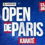 Open de Paris de Karaté 2018