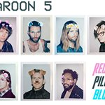 Maroon 5 : Le nouvel album 2017 'Red Pill Blues'
