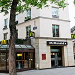 McDonald's Paris Austerlitz