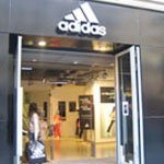 Adidas Outlet store Aubergenville