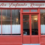 Restaurant Les Enfants Rouges, Daï Shinozuka, Paris 3e