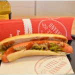 Little Fernand, le hot-dog de luxe