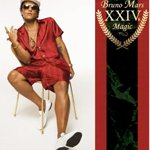 Bruno Mars : Son album 2016 '24K Magic'
