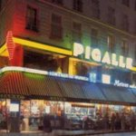Cafe tabac Le Pigalle Paris