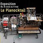 Exposition Le Pianococktail