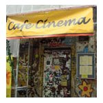 Cafe Cinema, Berlin Mitte