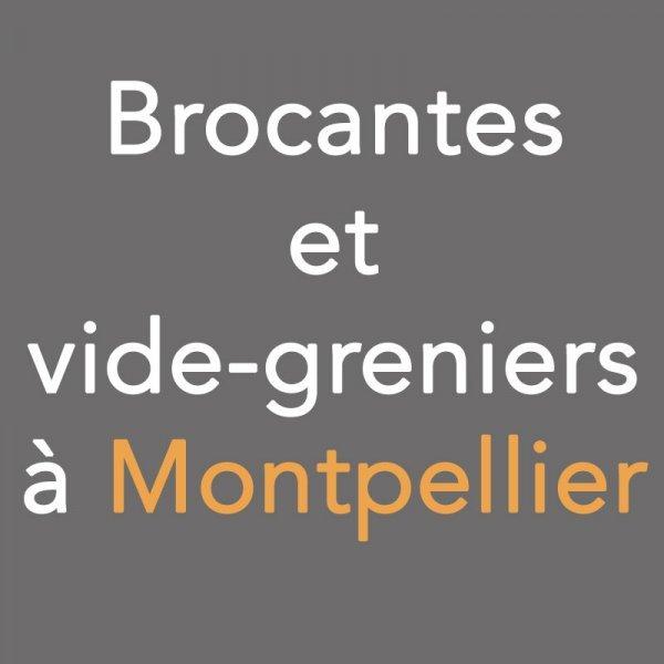 Brocante 03 Calendrier 2020.Brocantes Et Vide Greniers A Montpellier En Novembre 2019