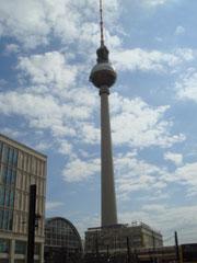 Adresse Fernsehturm Berlin