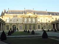 Archives Nationales, Paris Marais
