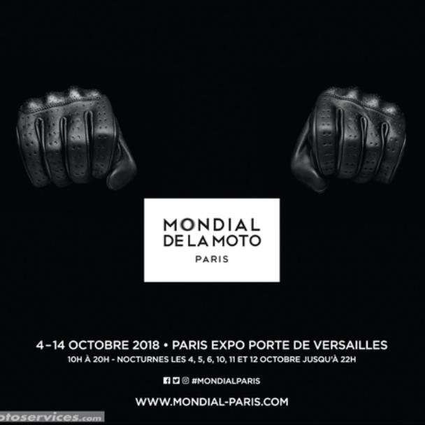 Salon Porte De Versailles Calendrier 2021 Salon Mondial de la Moto Paris 2021 : programme, billetterie