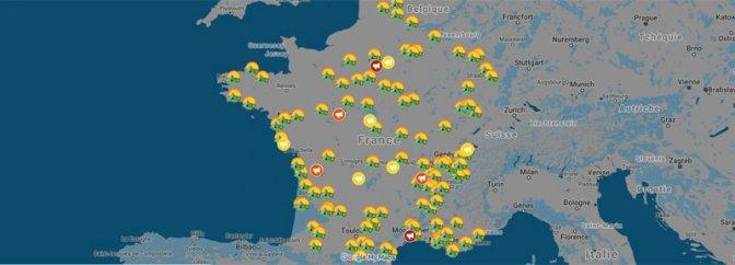 Manifestations Des Gilets Jaunes A Paris Et Dans Toute La France