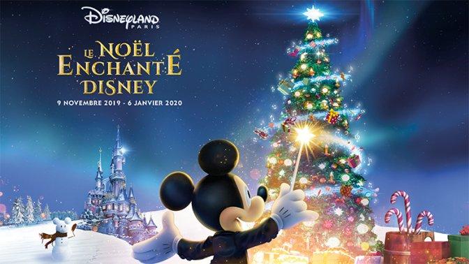 Menu De Noel Pour Famille Nombreuse.Noel 2019 A Disneyland Paris Le Programme Evous
