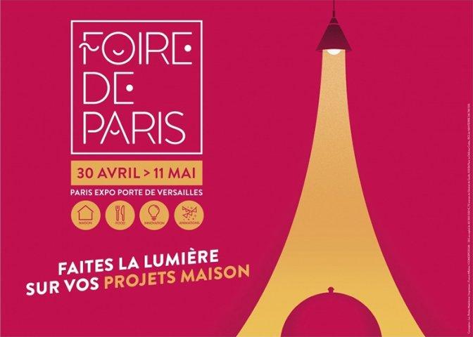 """Résultat de recherche d'images pour """"LA FOIRE DE PARIS 2020"""""""
